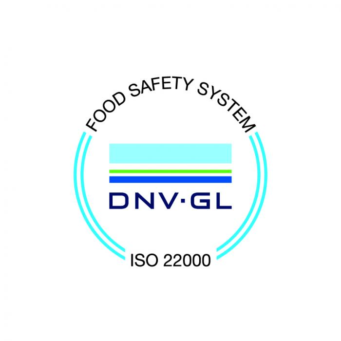 ISO22000 caviar certification